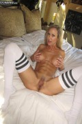 Busty milf Brandi Love in real life from Pornfidelity