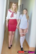 Staci Silverstone was seduced by her teacher from Moms Bang Teens