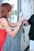 Tricia Oaks gets her pussy smashed by masked man from My Girlfriends Revenge